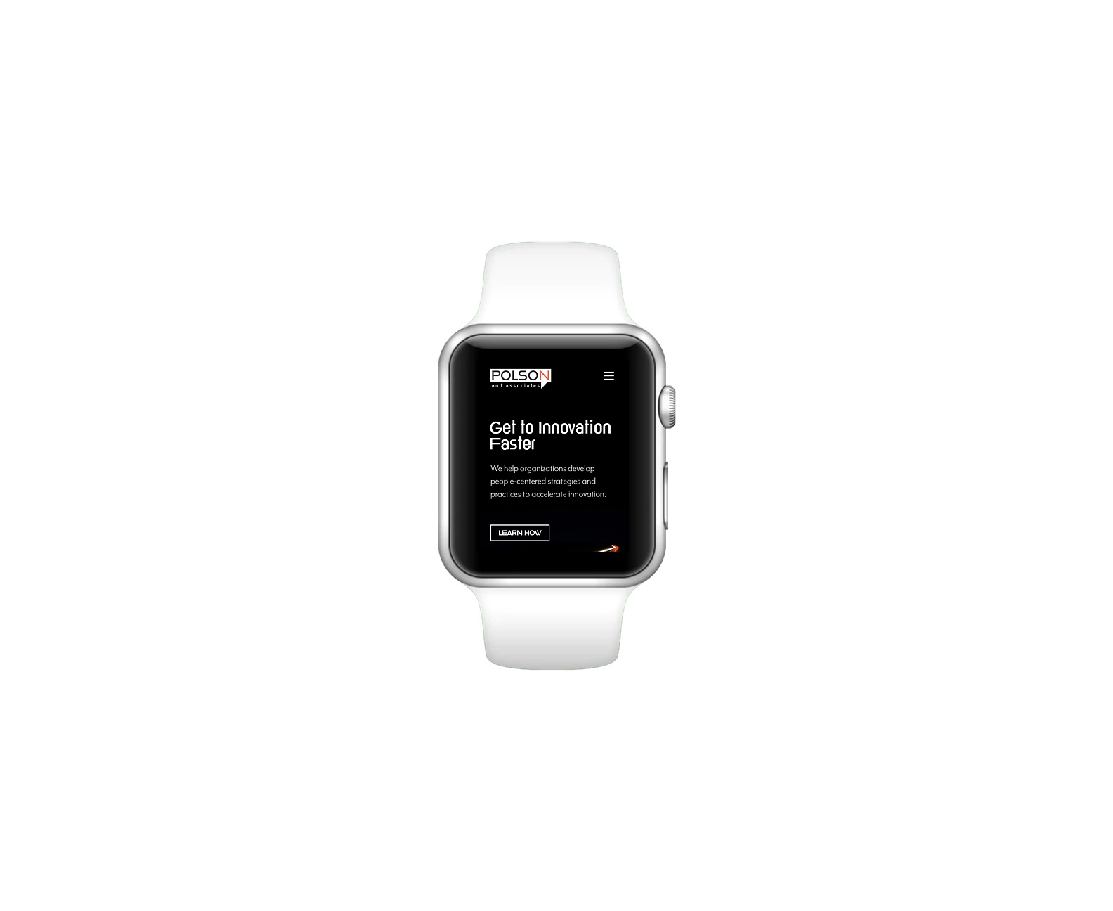 Polson & Associates - Apple Watch Mock-Up
